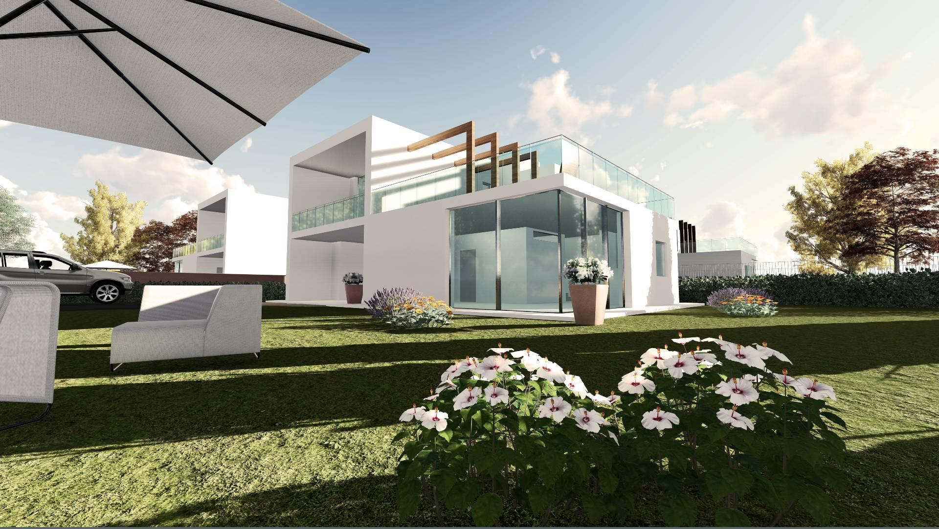 Ufficio Moderno Viterbo : Cbi006 147 17 villa singola in vendita a viterbo s.barbara