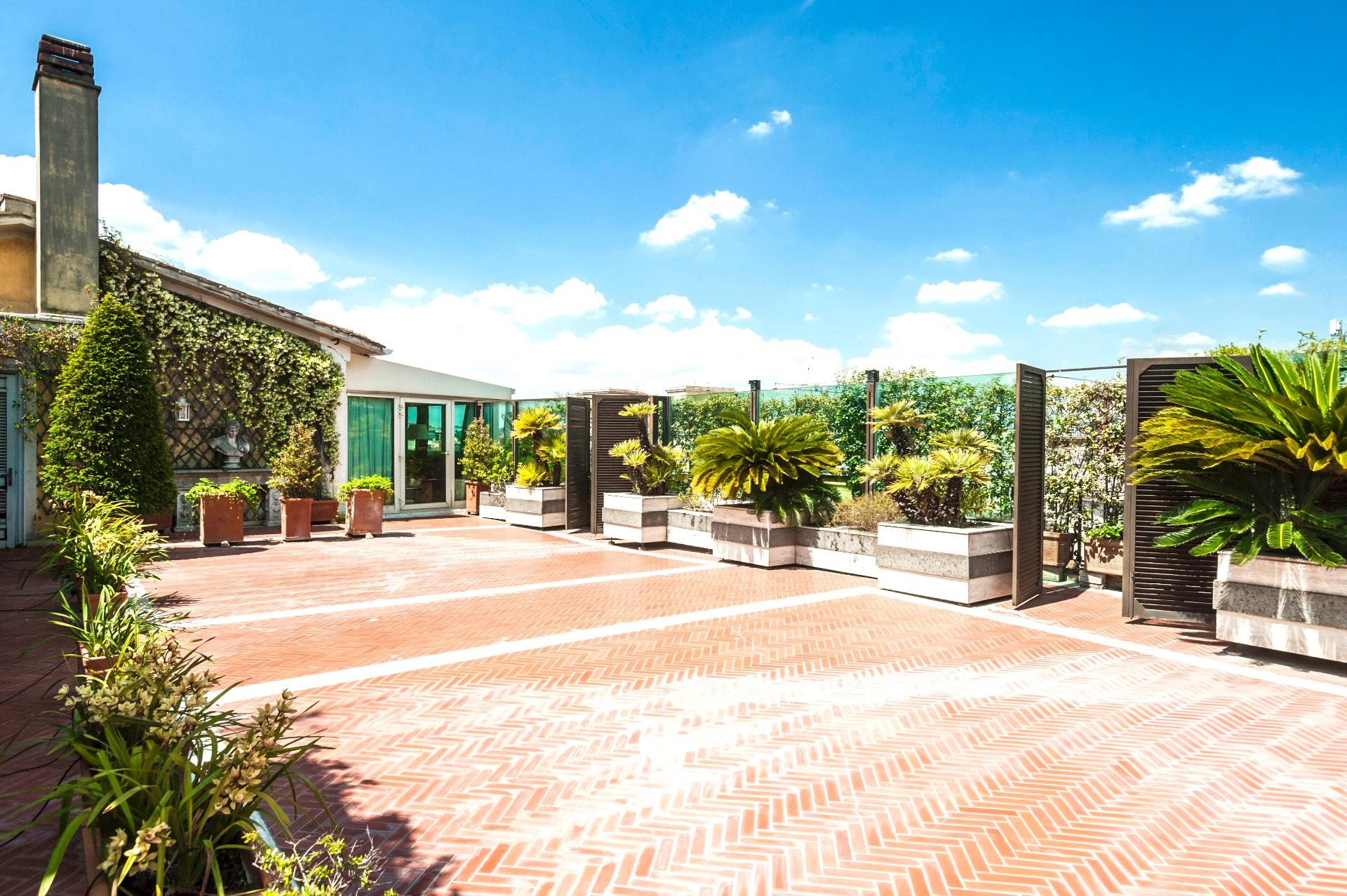 Cbi038 551 6851 attico in vendita a roma centro for Vendita appartamenti centro storico roma