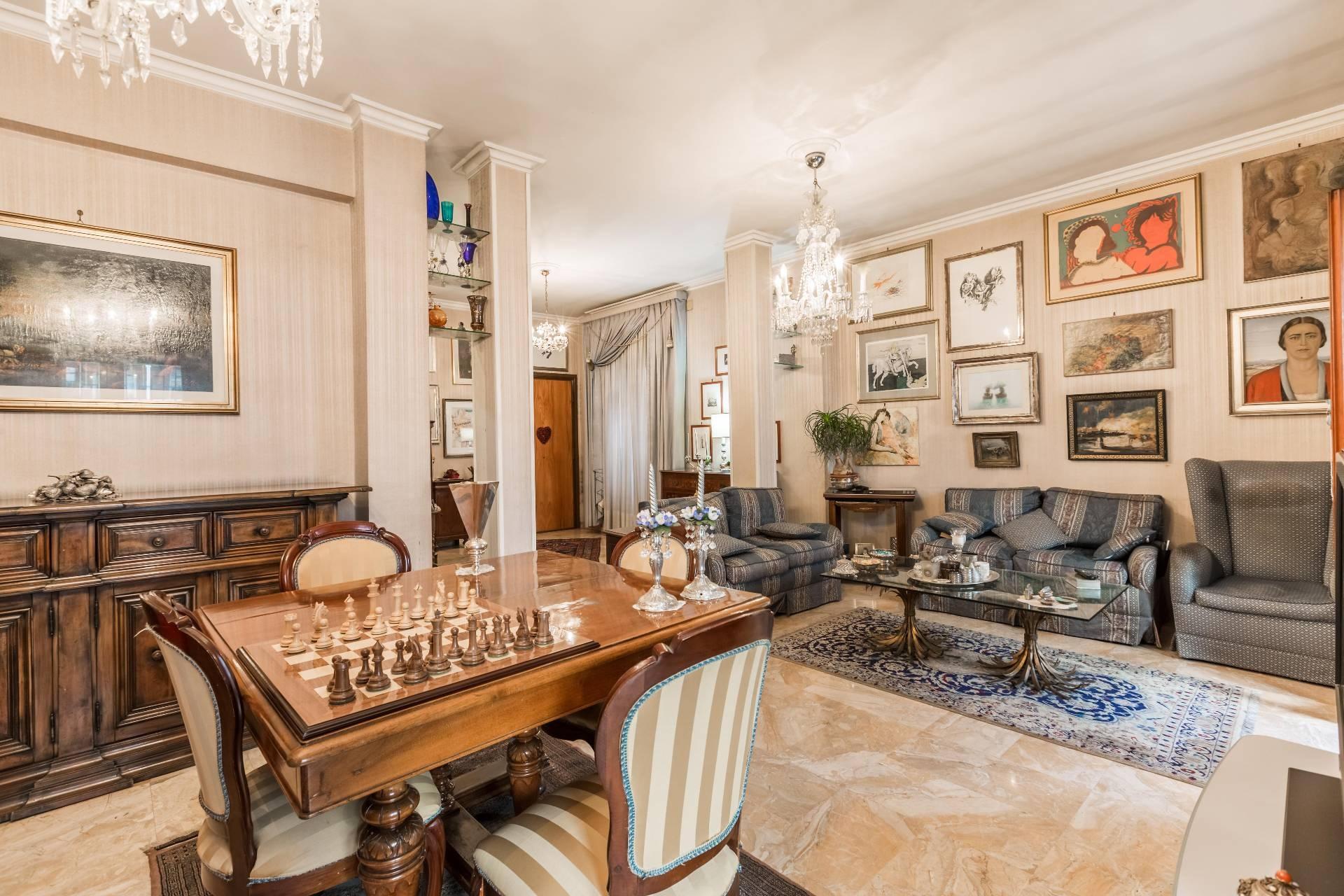 Apartment For Sale In Roma Prati Fiscali