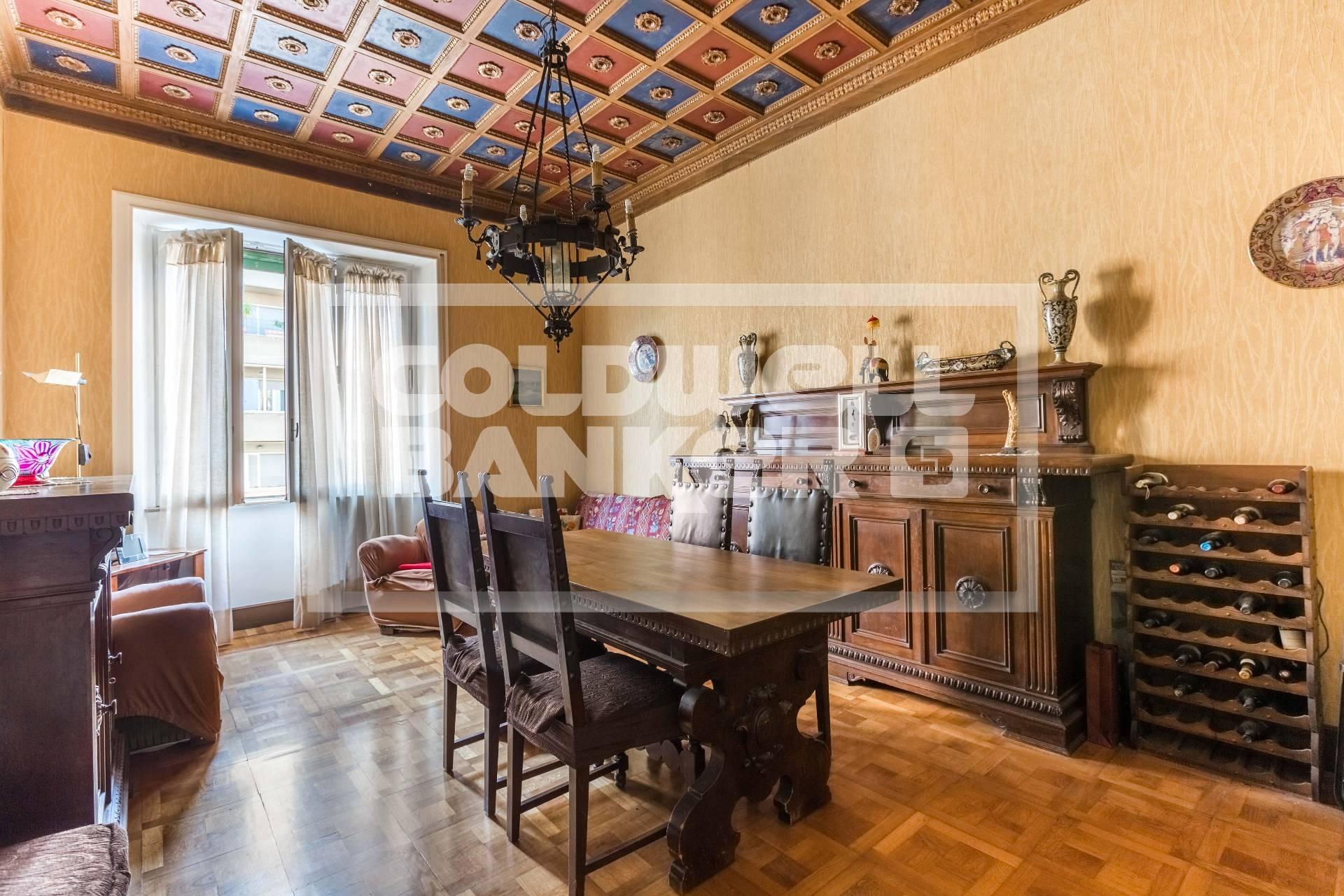 Cbi038 144 43520db appartamento in affitto a roma for Roma affitto prati
