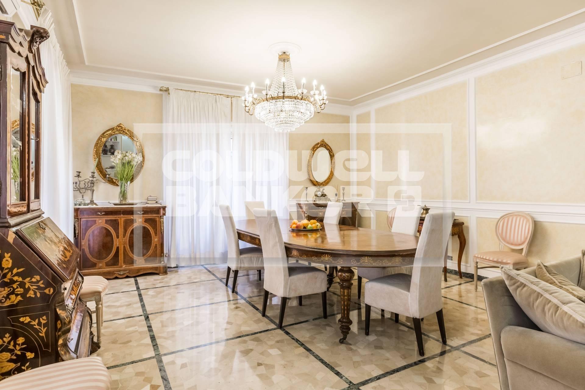 Appartamento in vendita a Roma, 5 locali, zona Zona: 3 . Trieste - Somalia - Salario, prezzo € 690.000 | CambioCasa.it