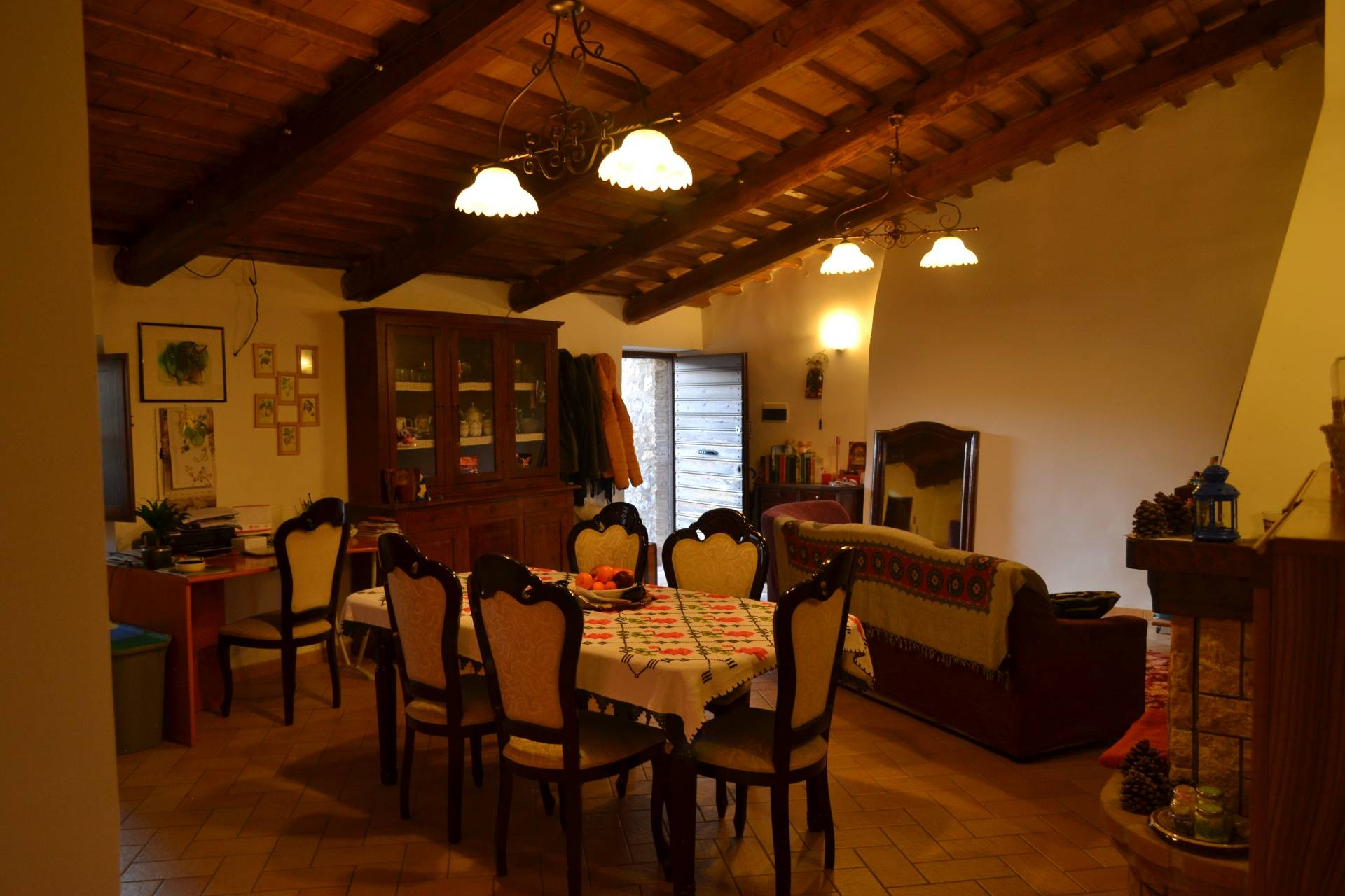 Soluzione Semindipendente in vendita a Montefranco, 5 locali, prezzo € 85.000 | CambioCasa.it