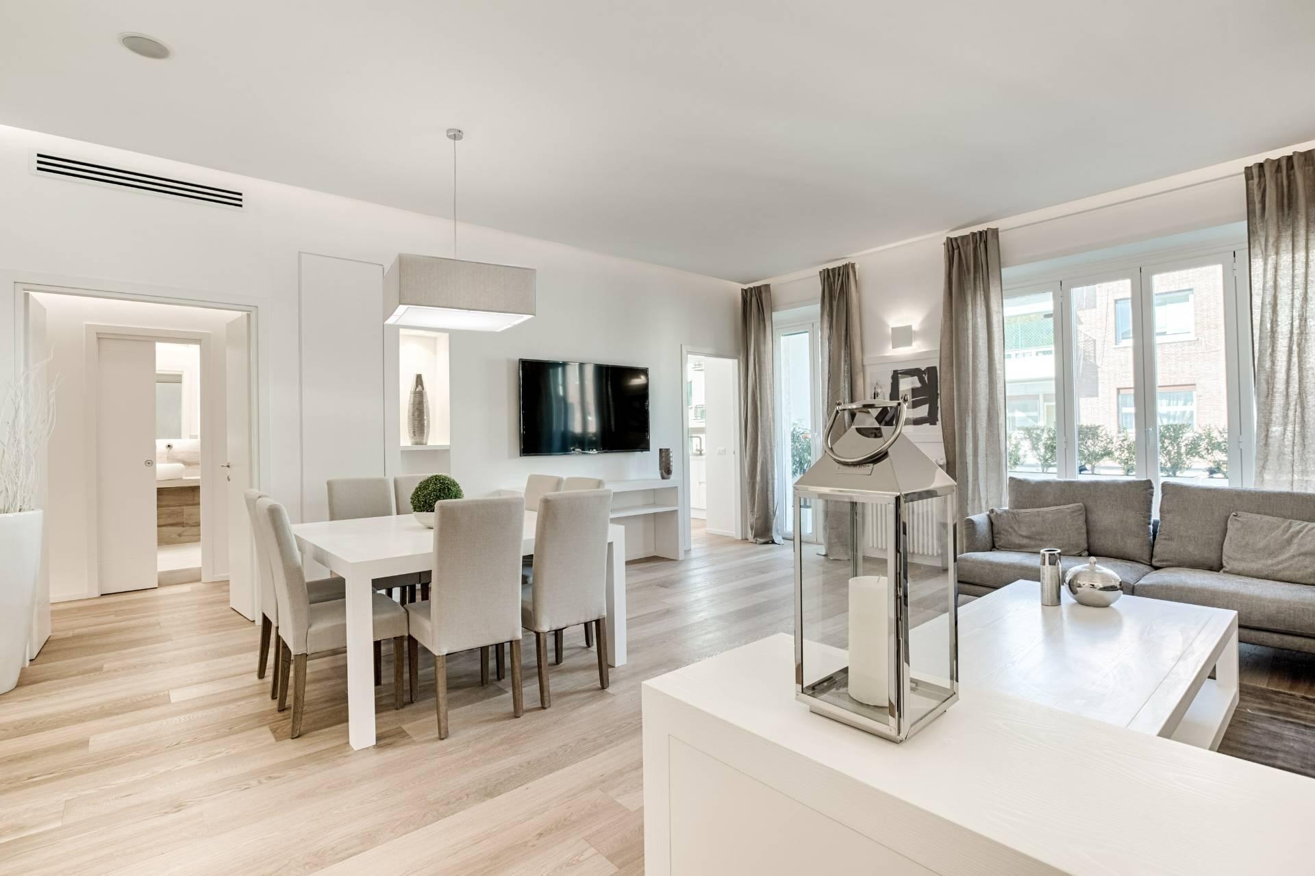 Cbi072 ex848 appartamento in vendita a roma parioli for Appartamento new design roma lorenz
