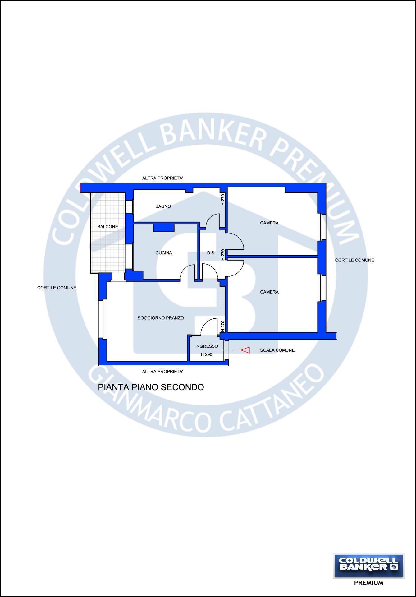 Cbi031 484 v000567 appartamento in vendita a legnano - Piscina di legnano ...
