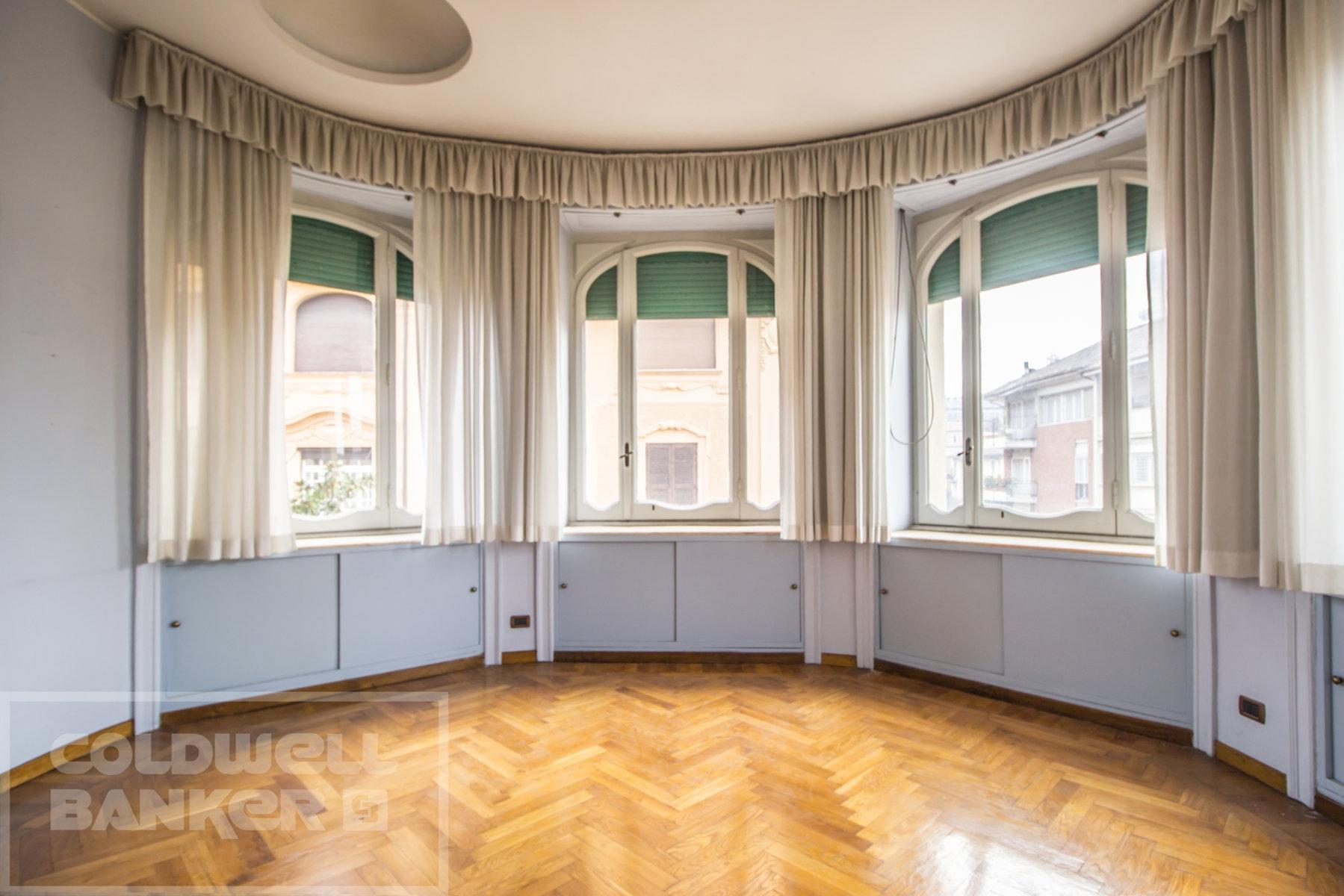 Cbi072 870 ex946 appartamento in vendita a roma for Affitto studio medico roma parioli