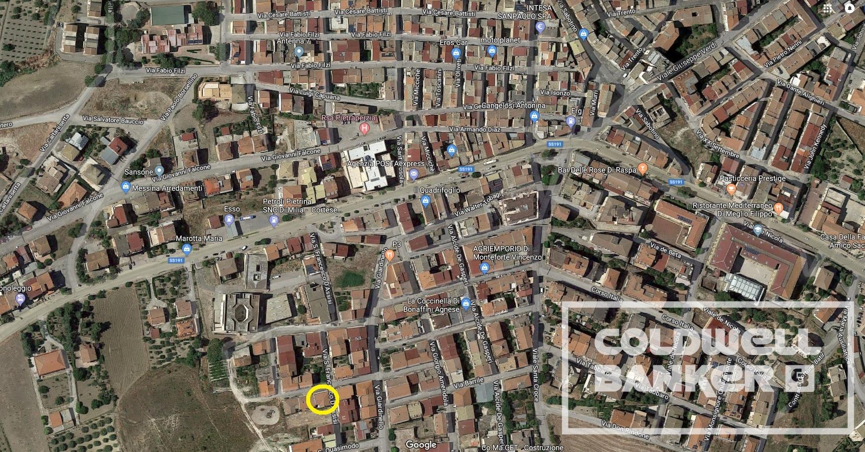 Appartamento in vendita a Pietraperzia, 5 locali, prezzo € 75.000 | CambioCasa.it