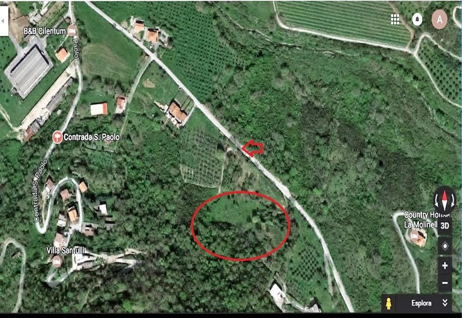 Terreno Agricolo in vendita a Laureana Cilento, 9999 locali, prezzo € 57.000   CambioCasa.it