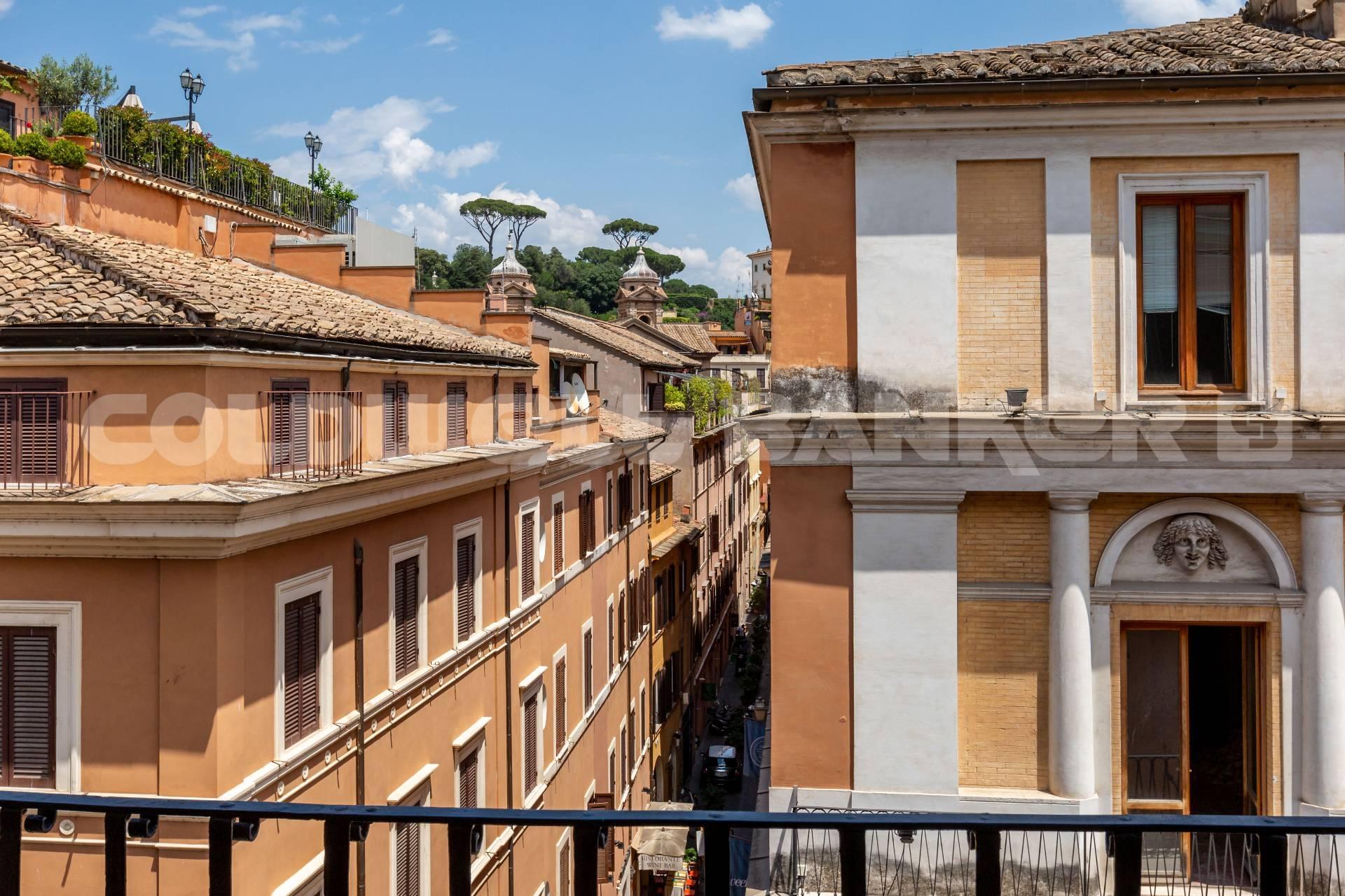 cbi072-568-ex1309 - appartamento in vendita a roma - centro storico
