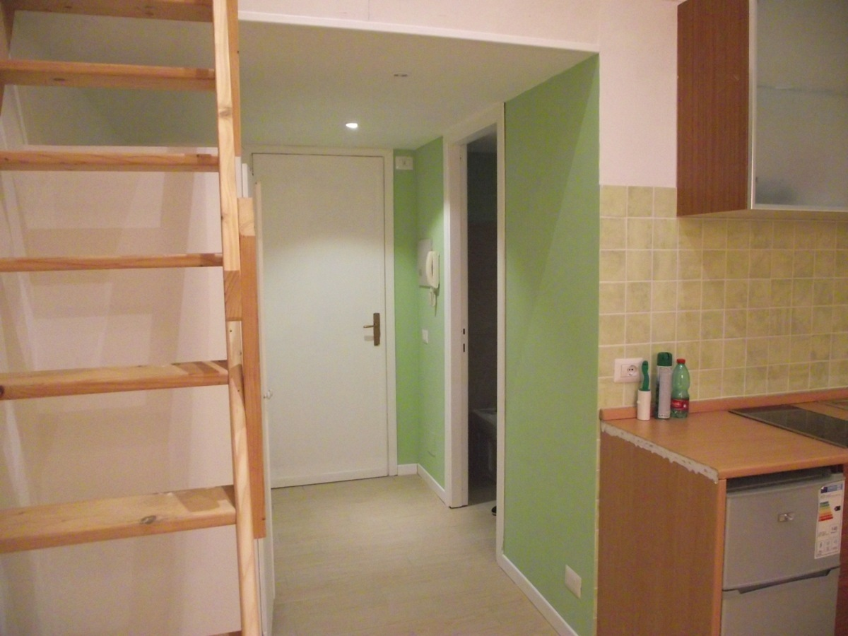affitto appartamento roma cortina d'ampezzo  600 euro  1 locali  45 mq