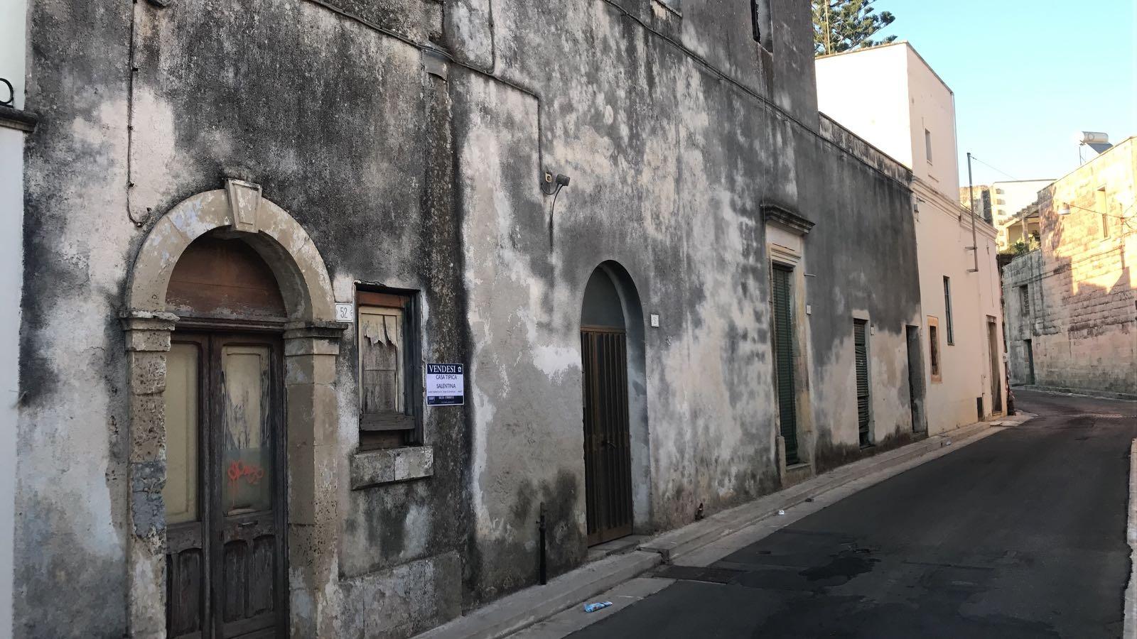 Soluzione Indipendente in vendita a Andrano, 2 locali, zona Zona: Castiglione, prezzo € 24.000 | CambioCasa.it
