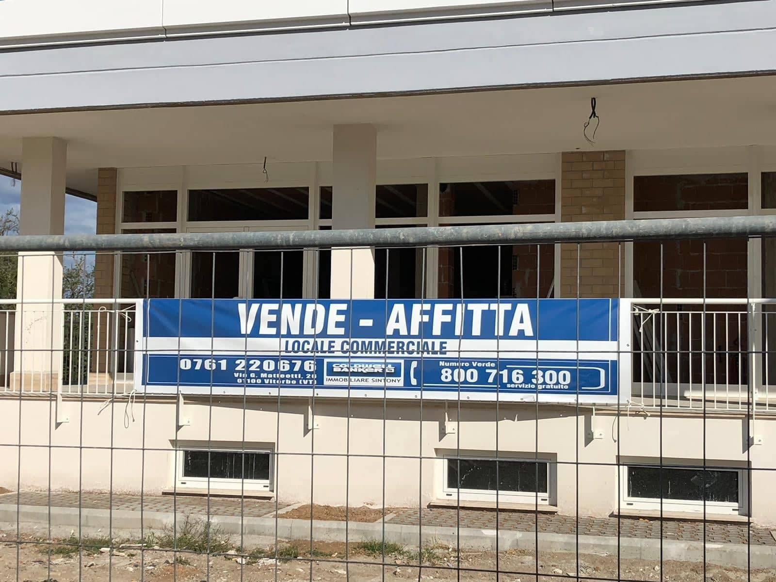 Negozio / Locale in affitto a Viterbo, 9999 locali, zona Zona: Semicentro, prezzo € 800   CambioCasa.it