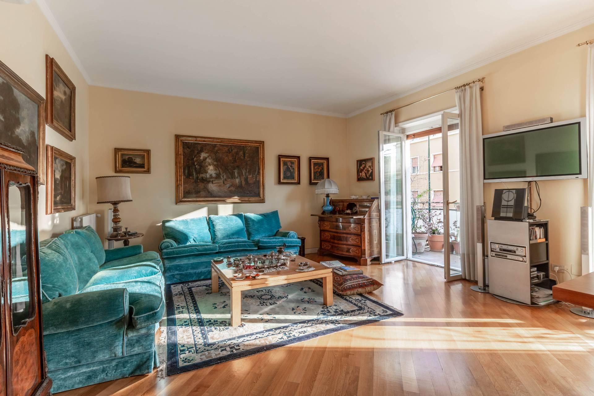 affitto appartamento roma flaminio  1750 euro  4 locali  145 mq