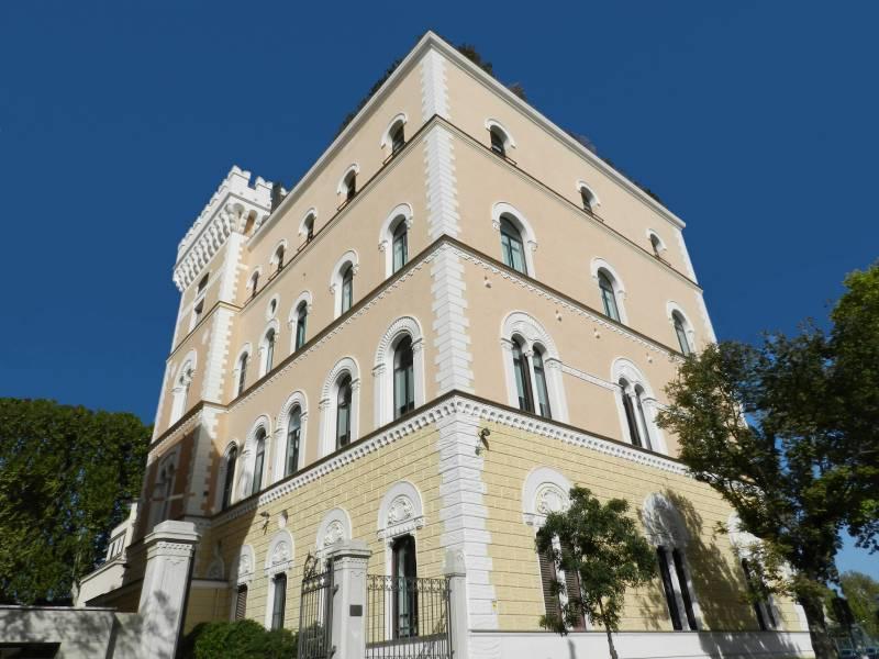 Cbi072 821 ex1218 ufficio in affitto a roma prati for Affitto roma prati