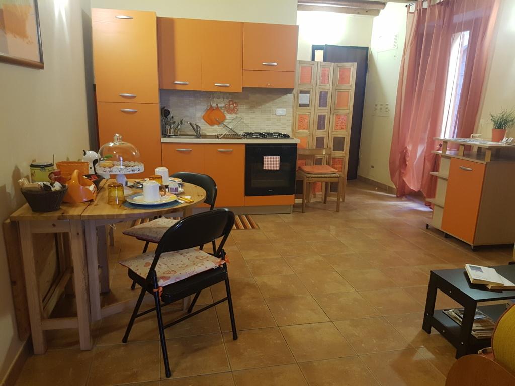 vendita appartamento viterbo centro  69000 euro  2 locali  50 mq