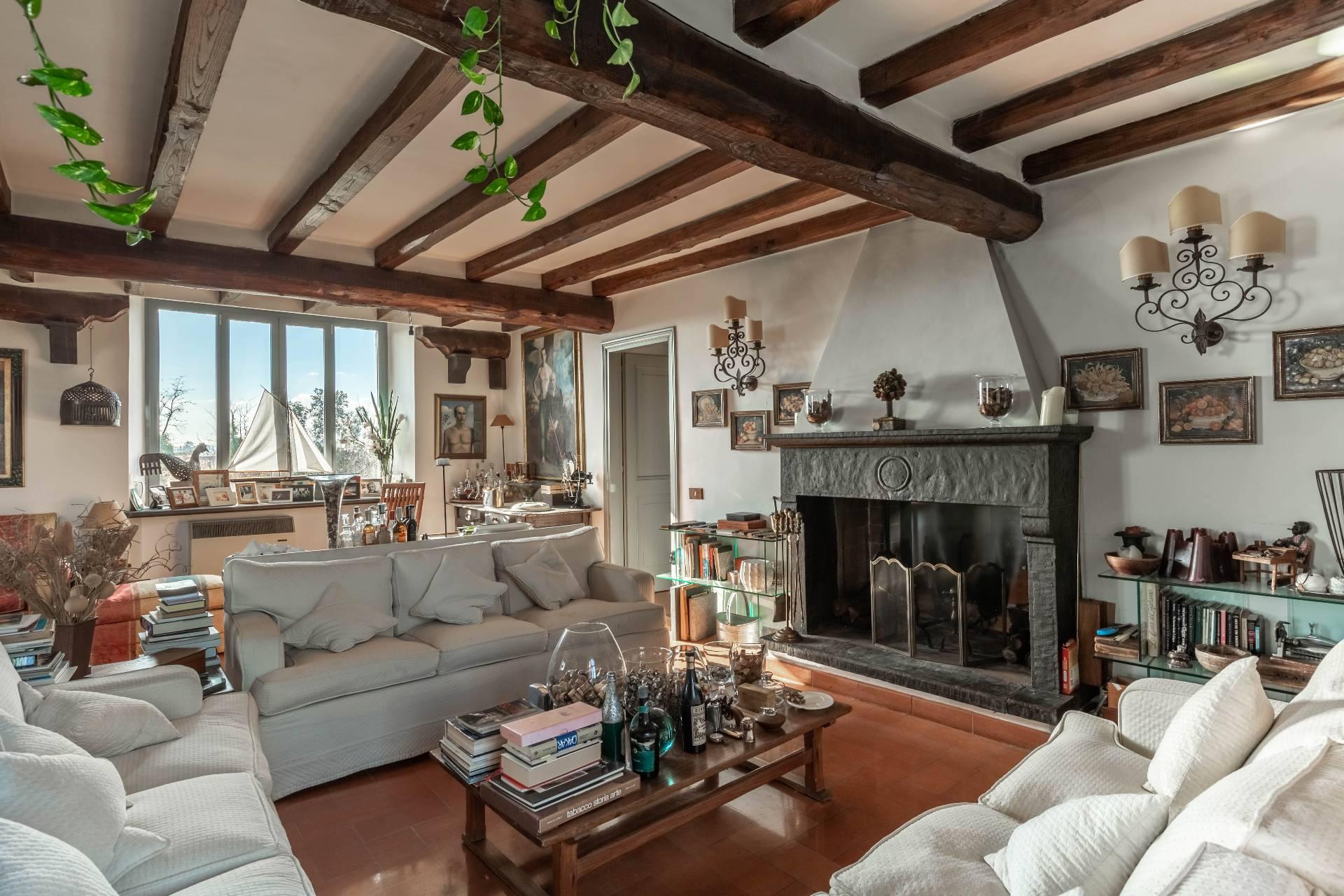 Appartamento in vendita a Capena, 6 locali, zona Località: Tiberina, prezzo € 740.000 | CambioCasa.it