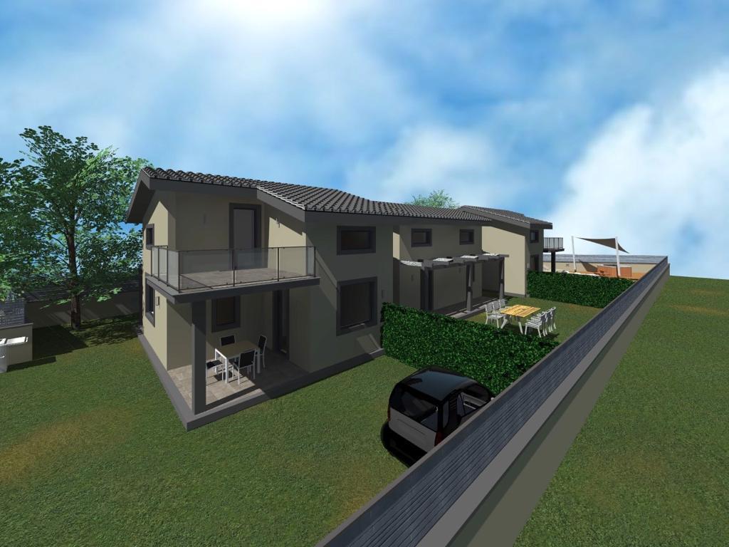 Villa in vendita a Vitorchiano, 4 locali, zona Località: Paparano-Sodarella, prezzo € 170.000 | CambioCasa.it