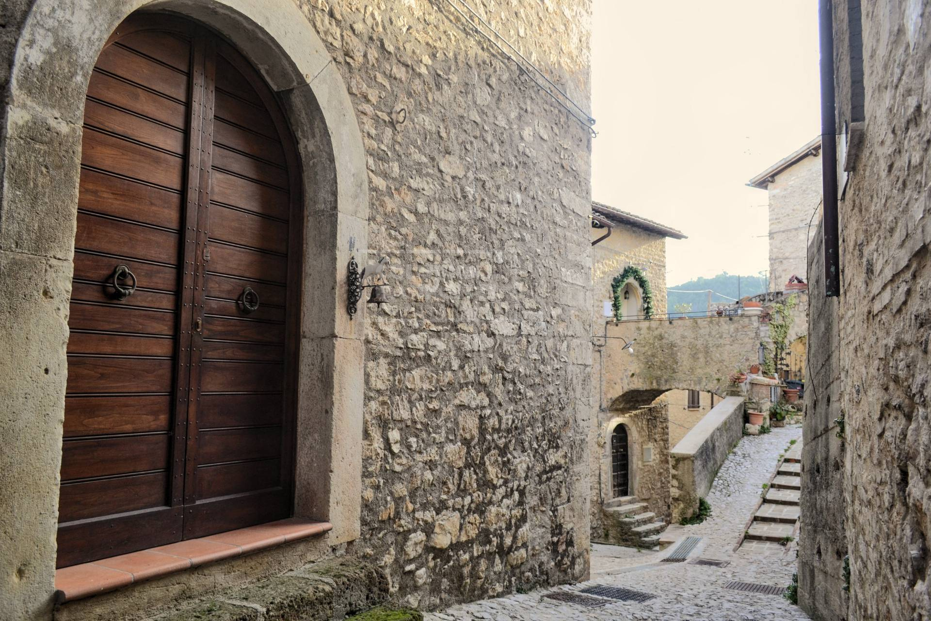 Soluzione Semindipendente in vendita a Ferentillo, 7 locali, zona Località: SanMamiliano, prezzo € 110.000 | CambioCasa.it