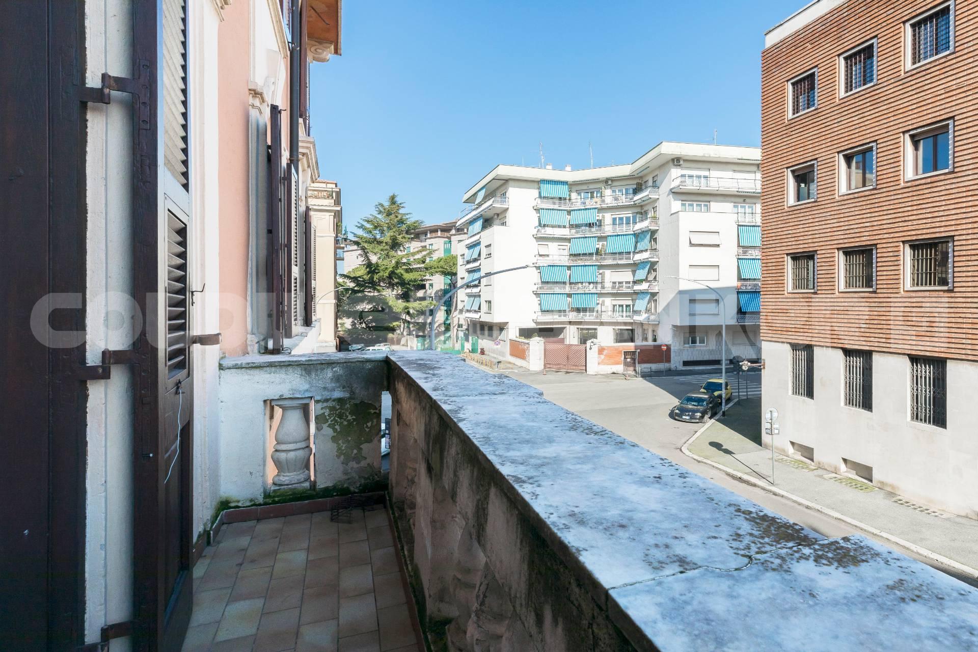 Cbi072 ex1311 appartamento in vendita a roma parioli for Affitto studio medico roma parioli