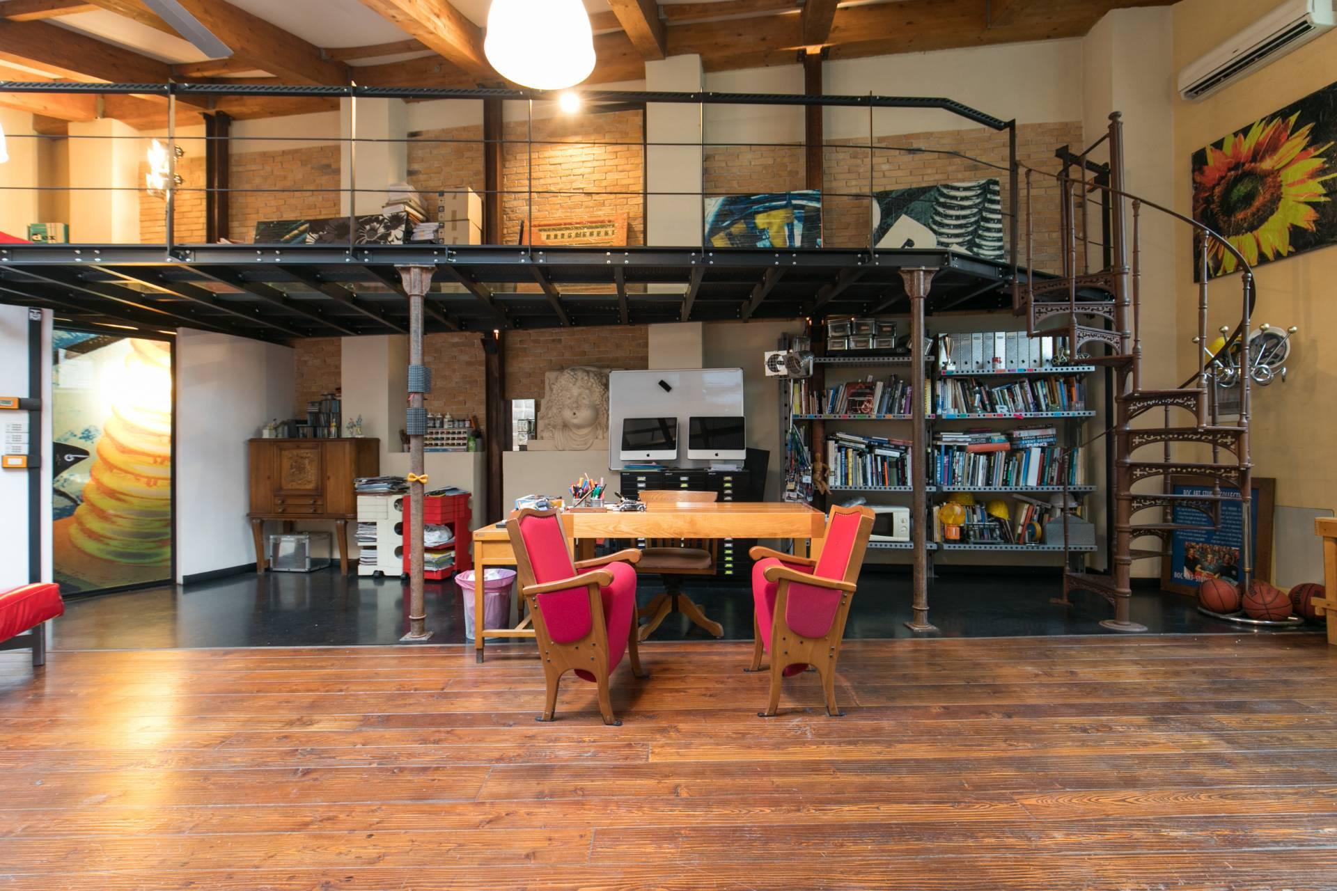 Loft / Openspace in vendita a Roma, 3 locali, zona Località: Aurelio/GregorioVII/Ubaldi/SanPietro, prezzo € 665.000 | CambioCasa.it