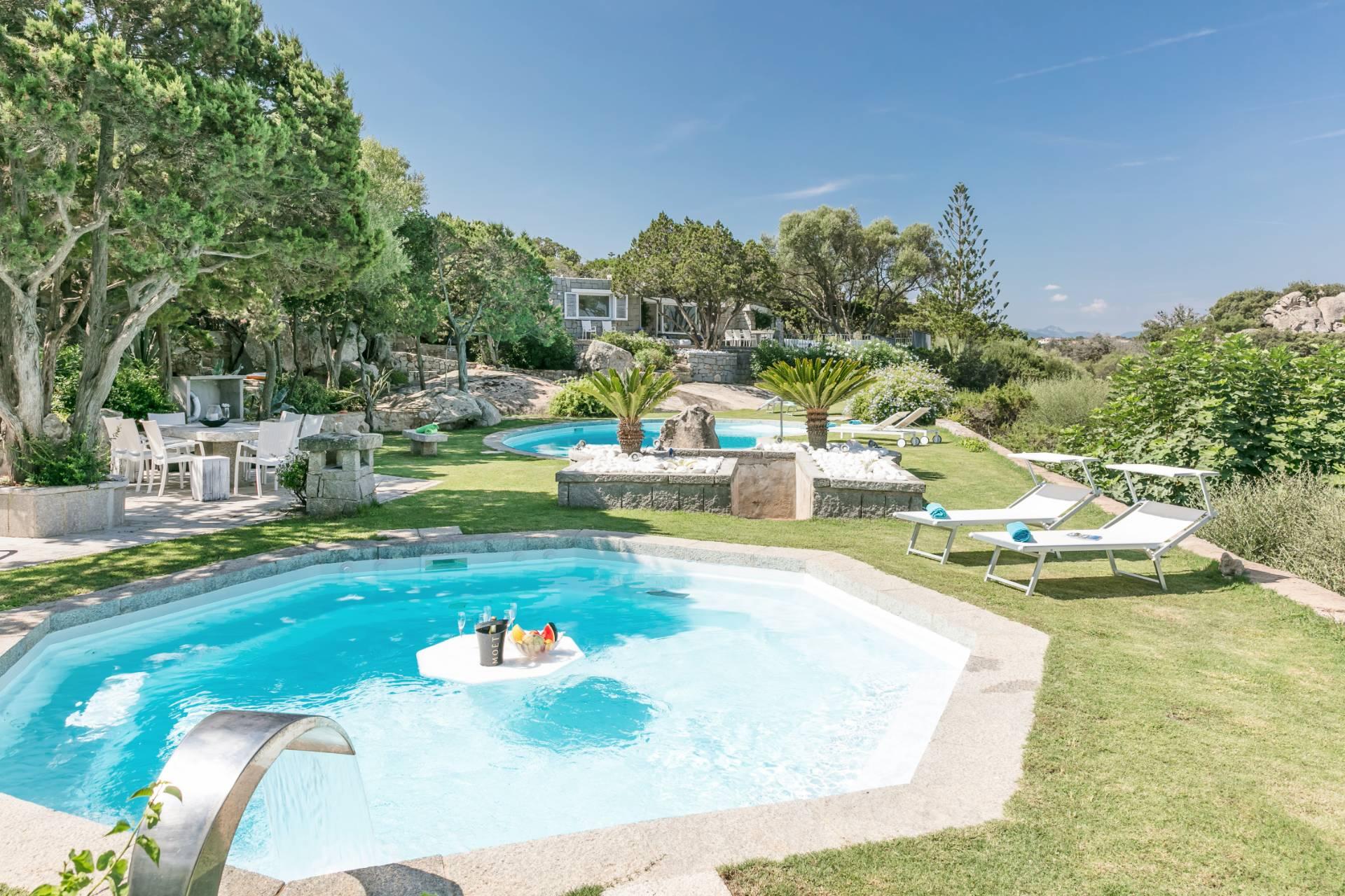 Villa in affitto a Olbia (SS)