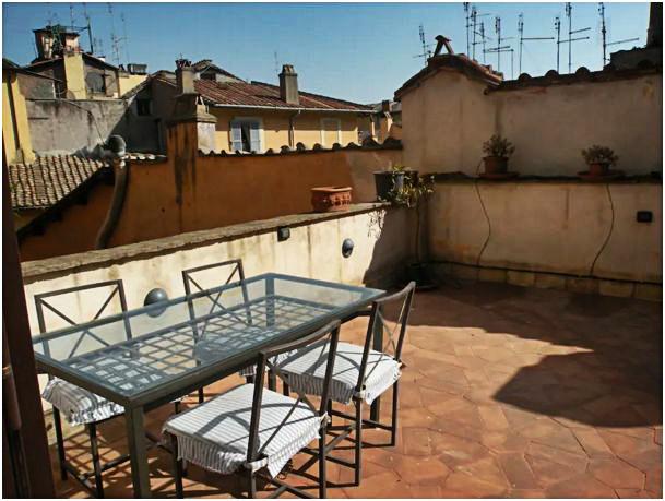 Attico / Mansarda in vendita a Roma, 3 locali, zona Località: CentroStorico, Trattative riservate | CambioCasa.it