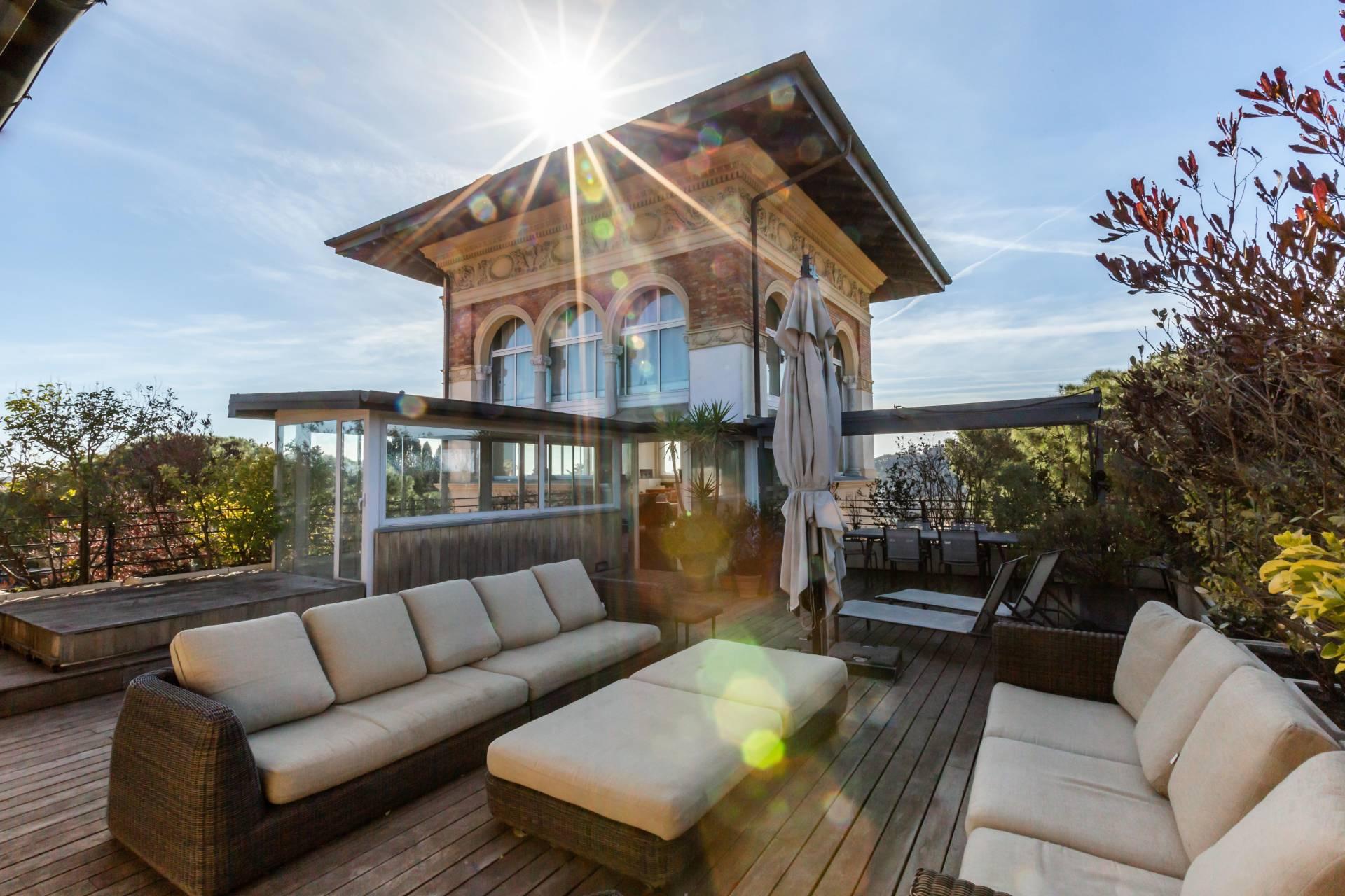 Cbi100 dolci attico in vendita a roma parioli for Parioli affitto roma