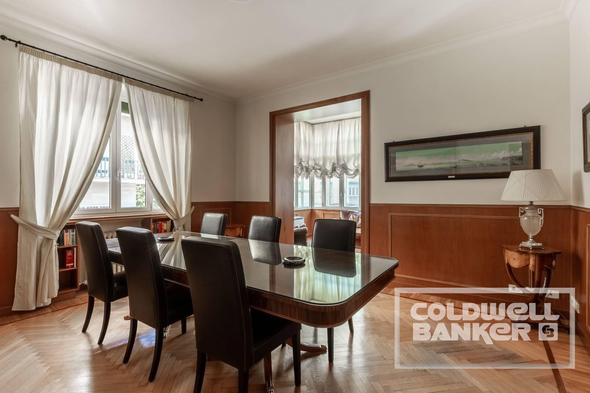 Appartamento in vendita a Roma, 10 locali, zona Zona: 2 . Flaminio, Parioli, Pinciano, Villa Borghese, prezzo € 1.350.000 | CambioCasa.it