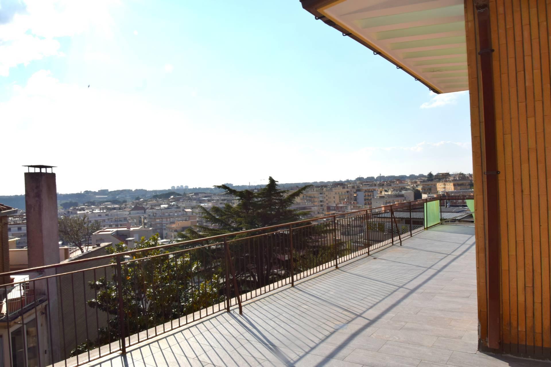 Attico / Mansarda in vendita a Roma, 8 locali, zona Zona: 29 . Balduina, Montemario, Sant'Onofrio, Trionfale, Camilluccia, Cortina d'Ampezzo, prezzo € 1.490.000 | CambioCasa.it