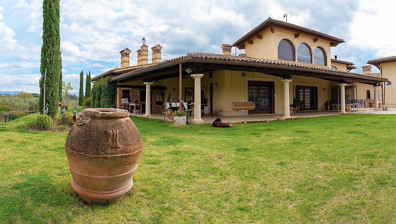 Foto - Villa In Vendita Poggio Catino (ri)