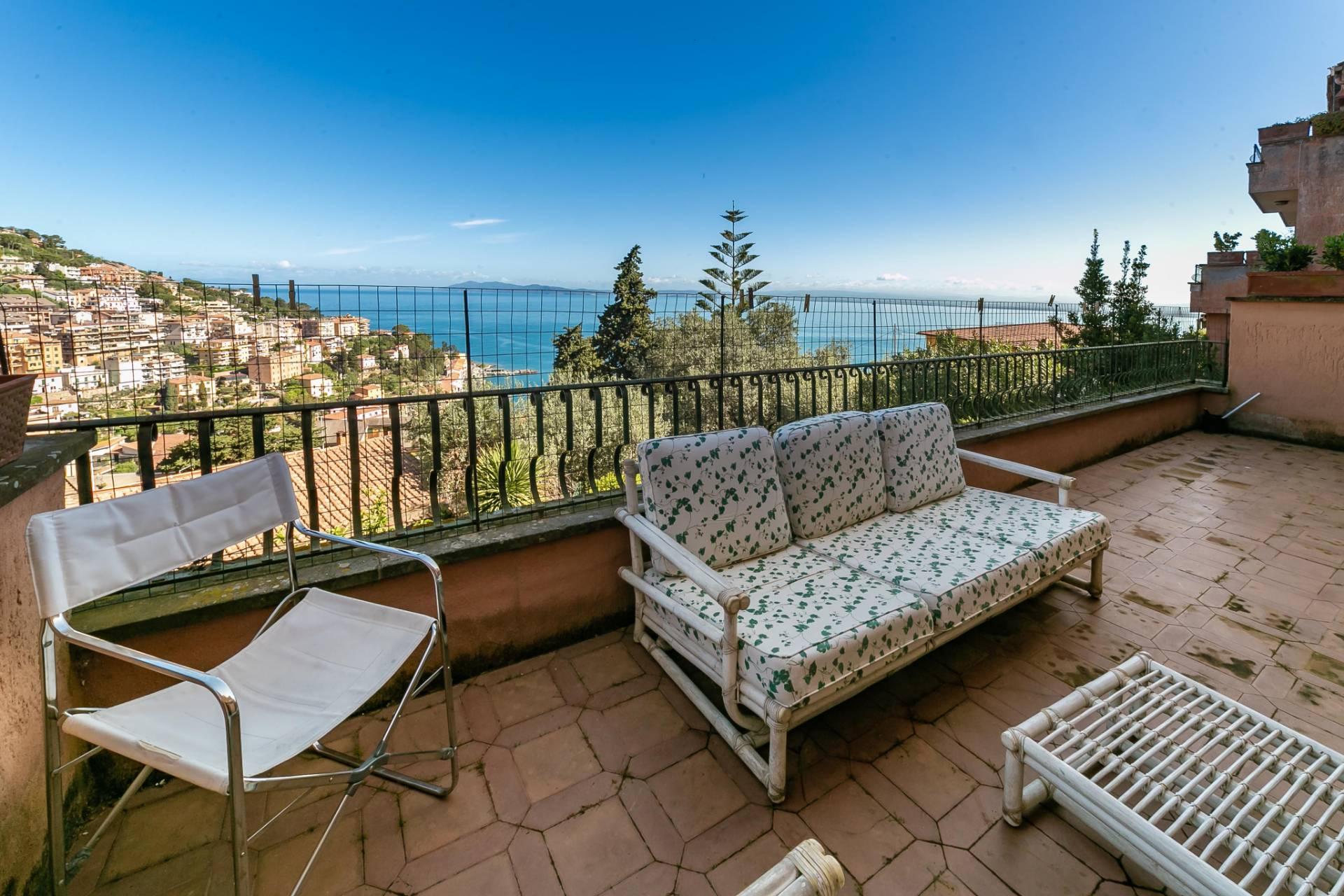 Appartamento in vendita a Monte Argentario, 7 locali, zona Località: Carrubo, prezzo € 390.000 | PortaleAgenzieImmobiliari.it