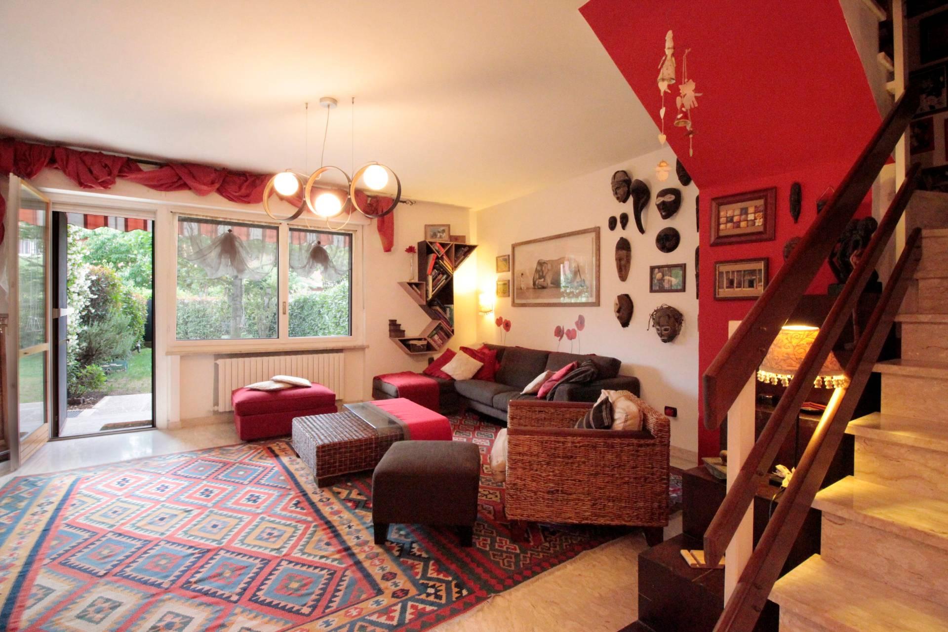 Villa a Schiera in vendita a Candiolo, 4 locali, prezzo € 235.000 | PortaleAgenzieImmobiliari.it