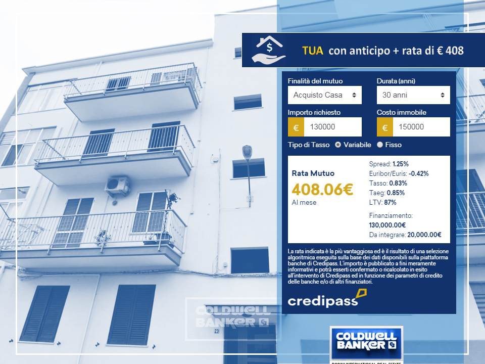 Appartamento in vendita a Ostuni, 6 locali, prezzo € 150.000 | CambioCasa.it