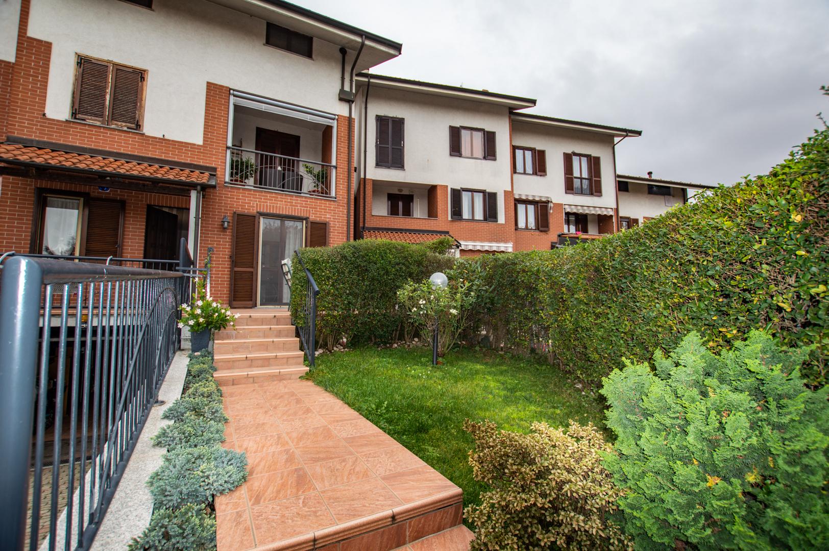 Appartamento in vendita a Piobesi Torinese, 4 locali, prezzo € 169.000 | PortaleAgenzieImmobiliari.it