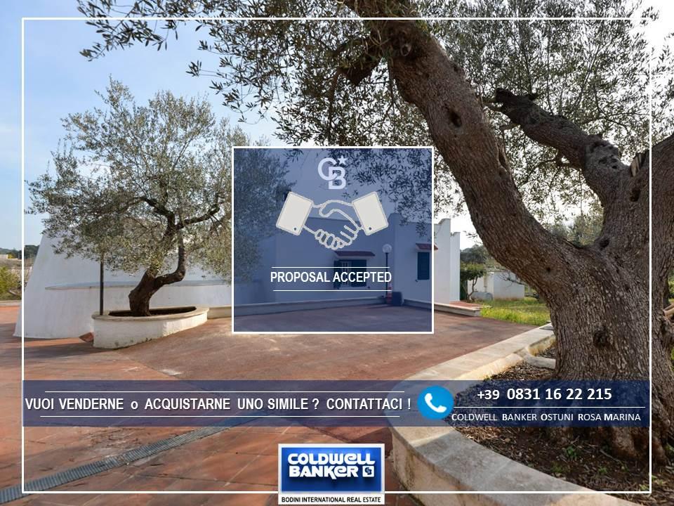 Appartamento in vendita a Ostuni, 5 locali, prezzo € 158.000 | CambioCasa.it