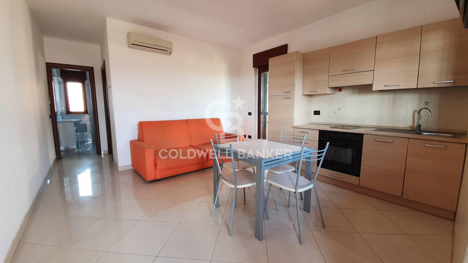 Appartamento in affitto a Pomezia, 2 locali, zona Località: Campobello, prezzo € 500   PortaleAgenzieImmobiliari.it