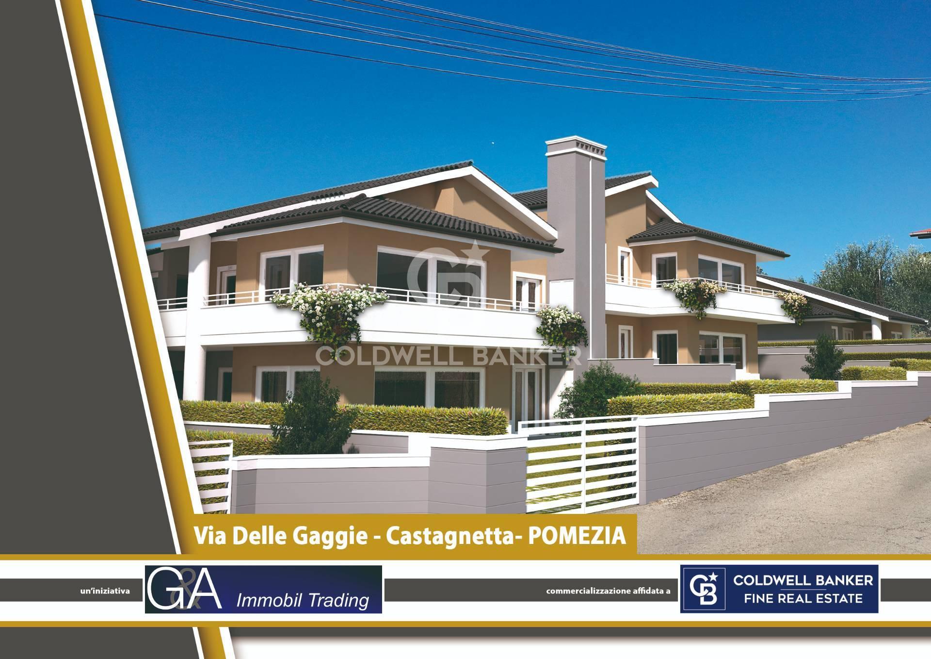 Appartamento in vendita a Pomezia, 3 locali, zona Località: Castagnetta, prezzo € 205.000 | PortaleAgenzieImmobiliari.it