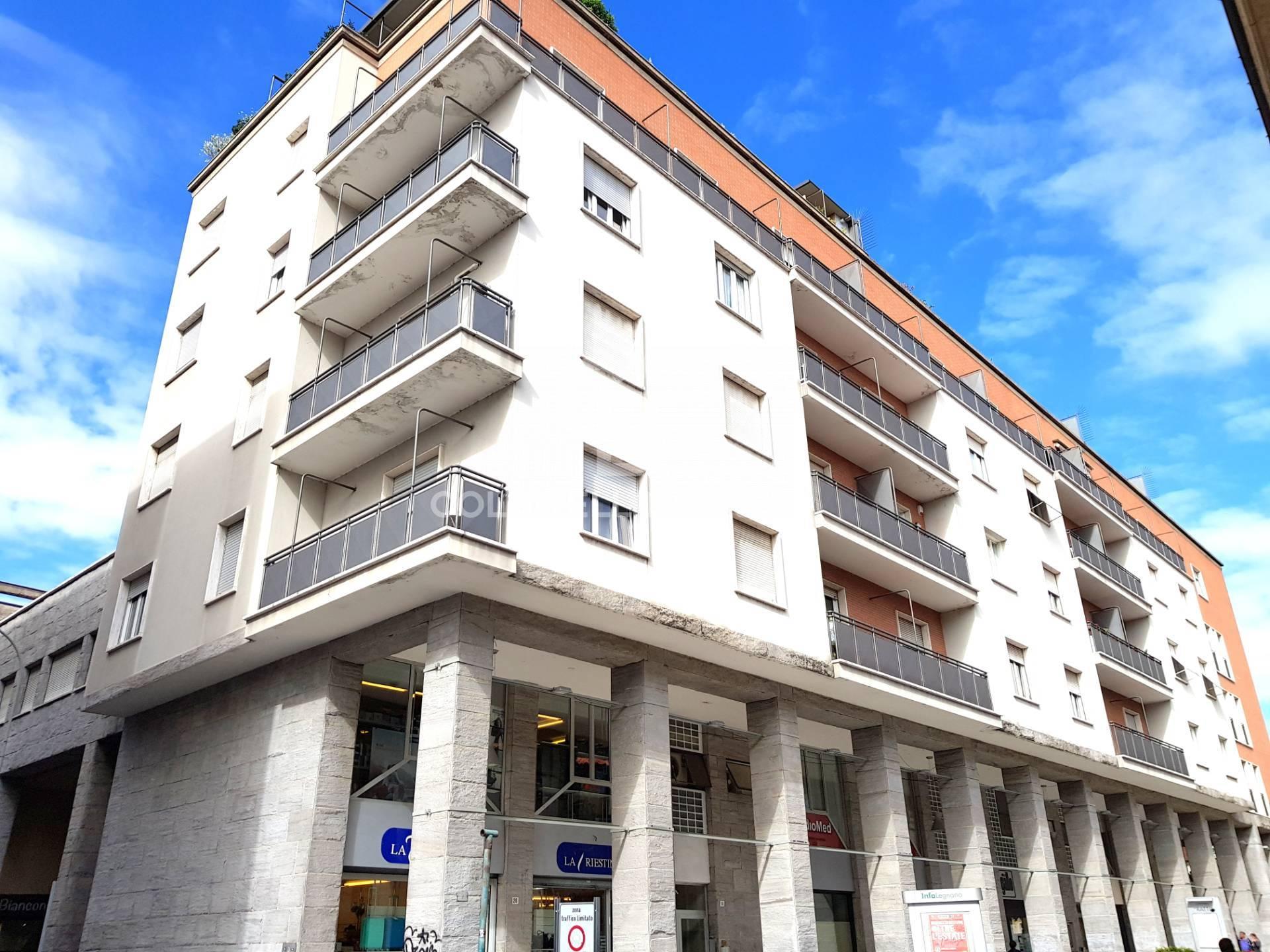 Vendita Ufficio diviso in ambienti/locali Ufficio Legnano 204563