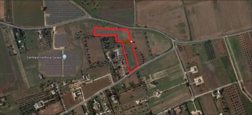 Terreno Agricolo in vendita a Parabita, 9999 locali, prezzo € 85.000 | CambioCasa.it
