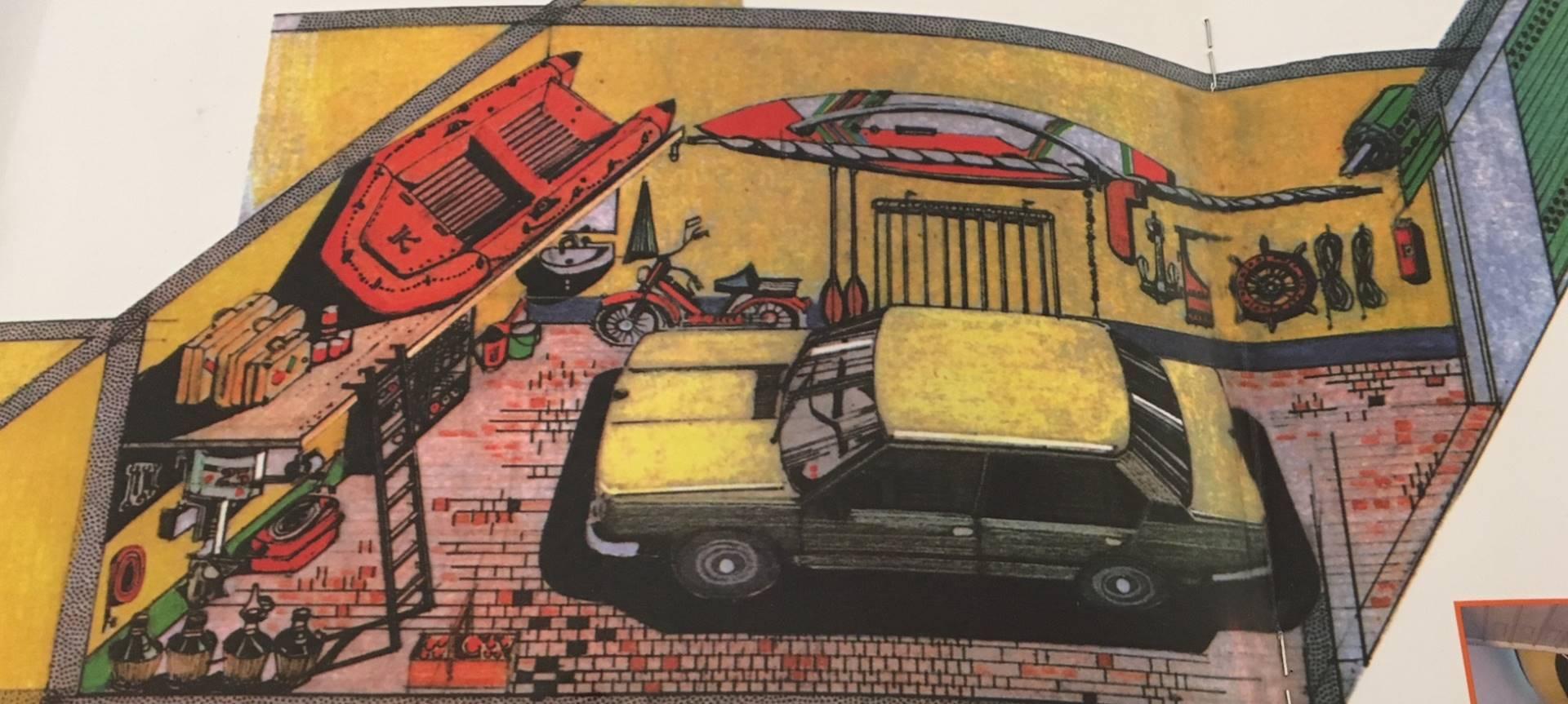 Garage/Box/Posto auto in vendita a Olbia (SS)