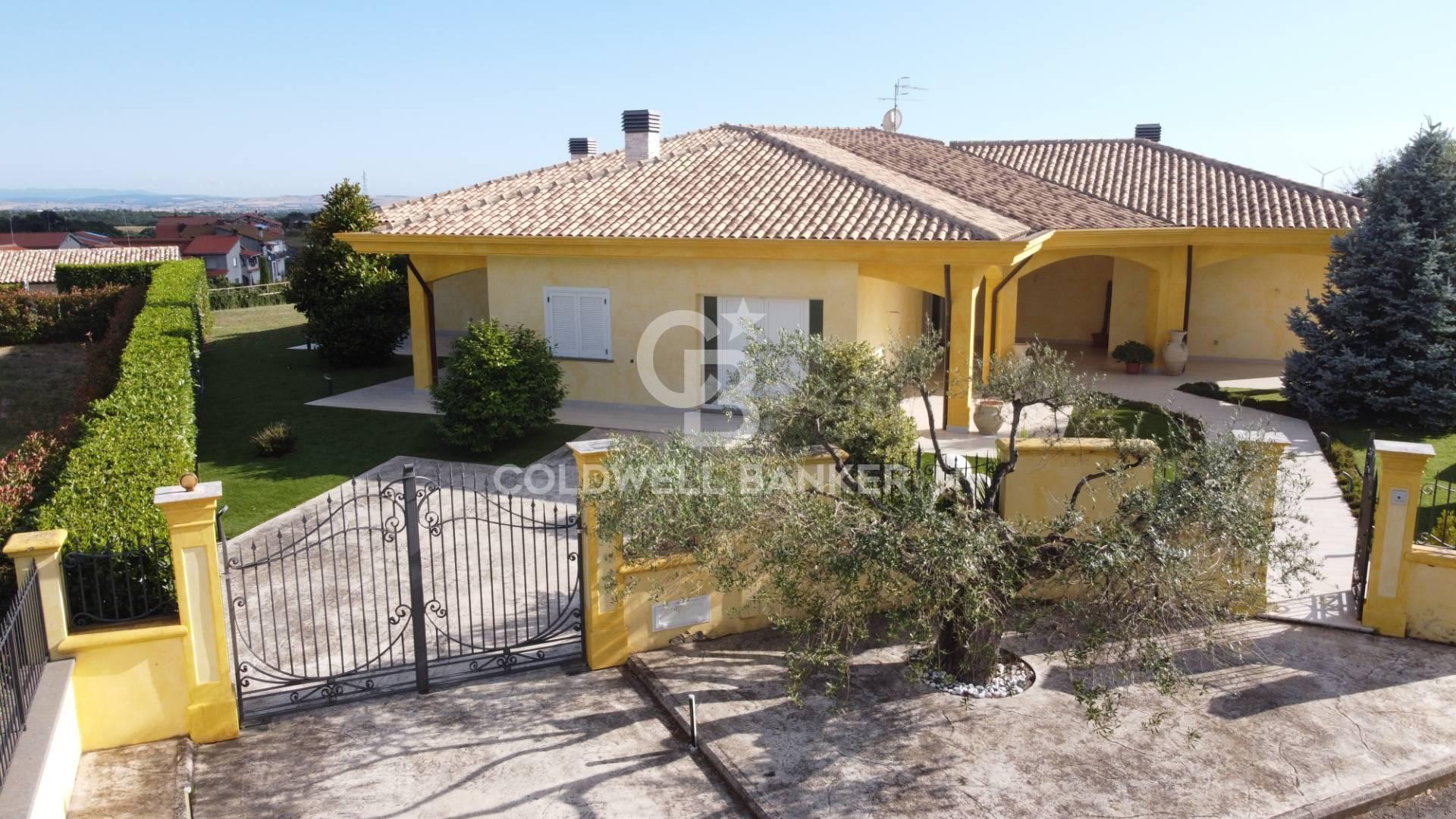 Foto - Villa In Vendita Arlena Di Castro (vt)