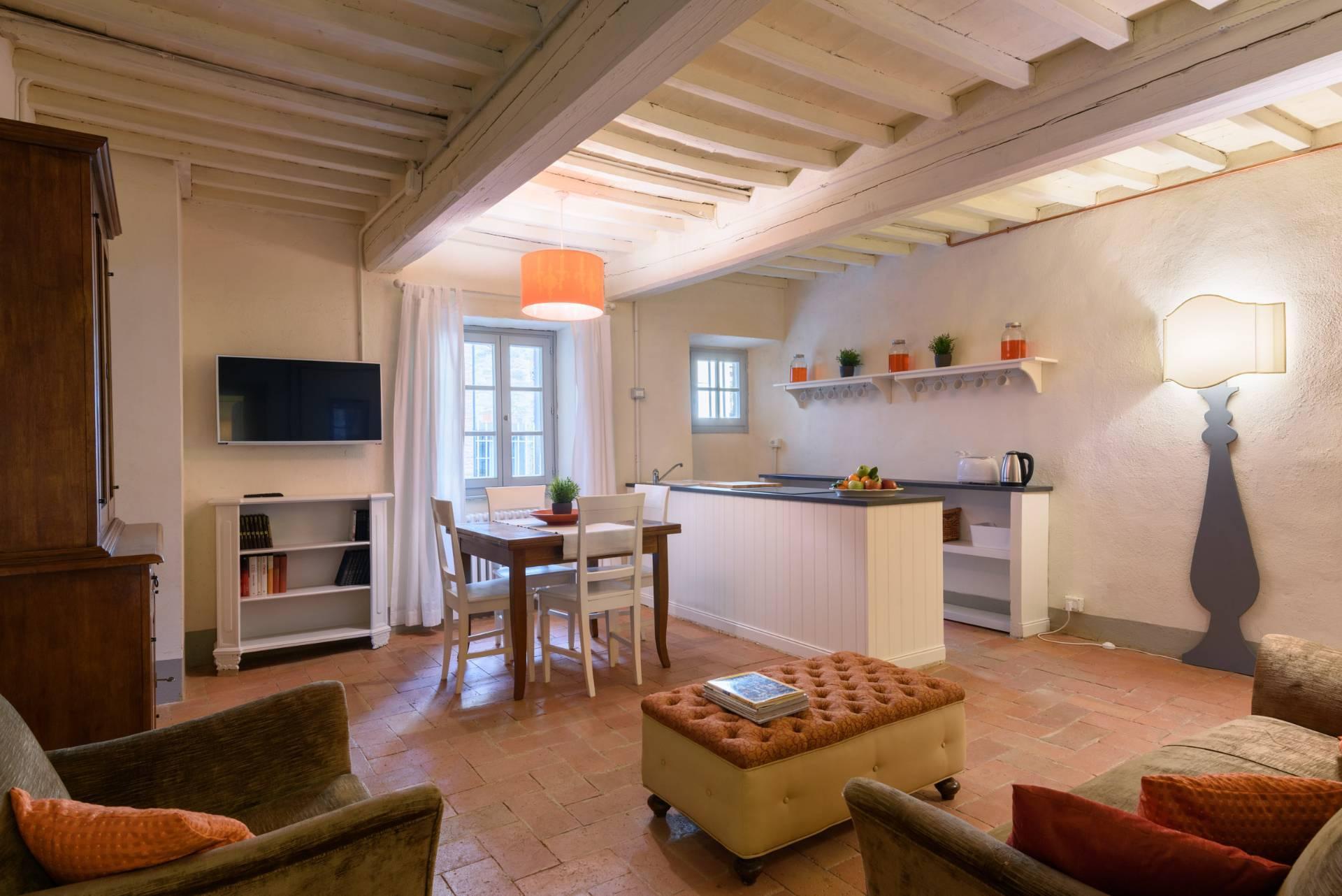 Appartamento in vendita a Anghiari, 3 locali, zona Zona: Scheggia, prezzo € 120.000 | CambioCasa.it