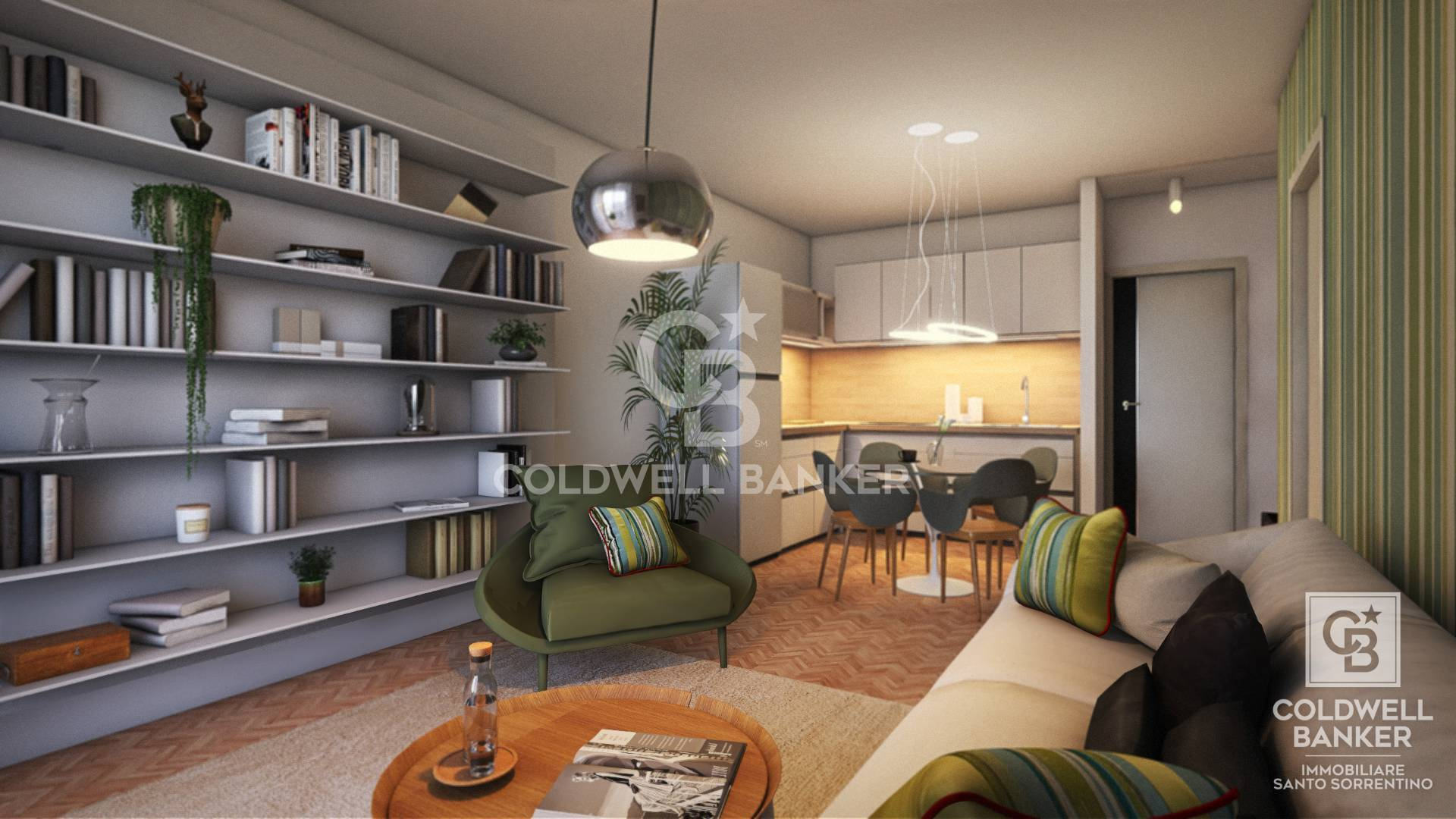 Appartamento in vendita a Roma, 2 locali, zona Zona: 25 . Trastevere - Testaccio, prezzo € 490.000 | CambioCasa.it