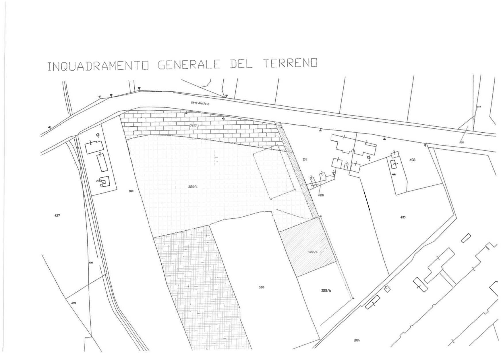 Terreno Edificabile Residenziale in Vendita a Castiglione del Lago