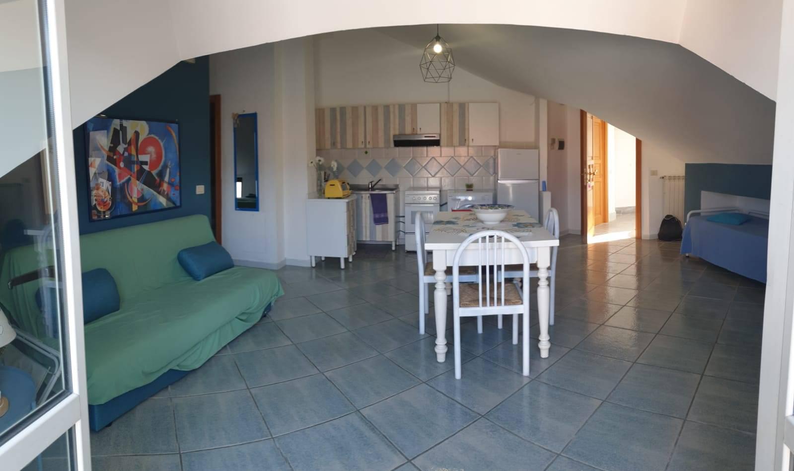 Appartamento in vendita a Castellabate, 3 locali, zona Località: S.aMaria, prezzo € 100.000 | CambioCasa.it