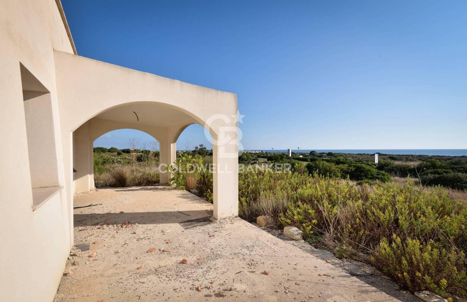 Villa - Casa a Salve (Lecce) in Vendita