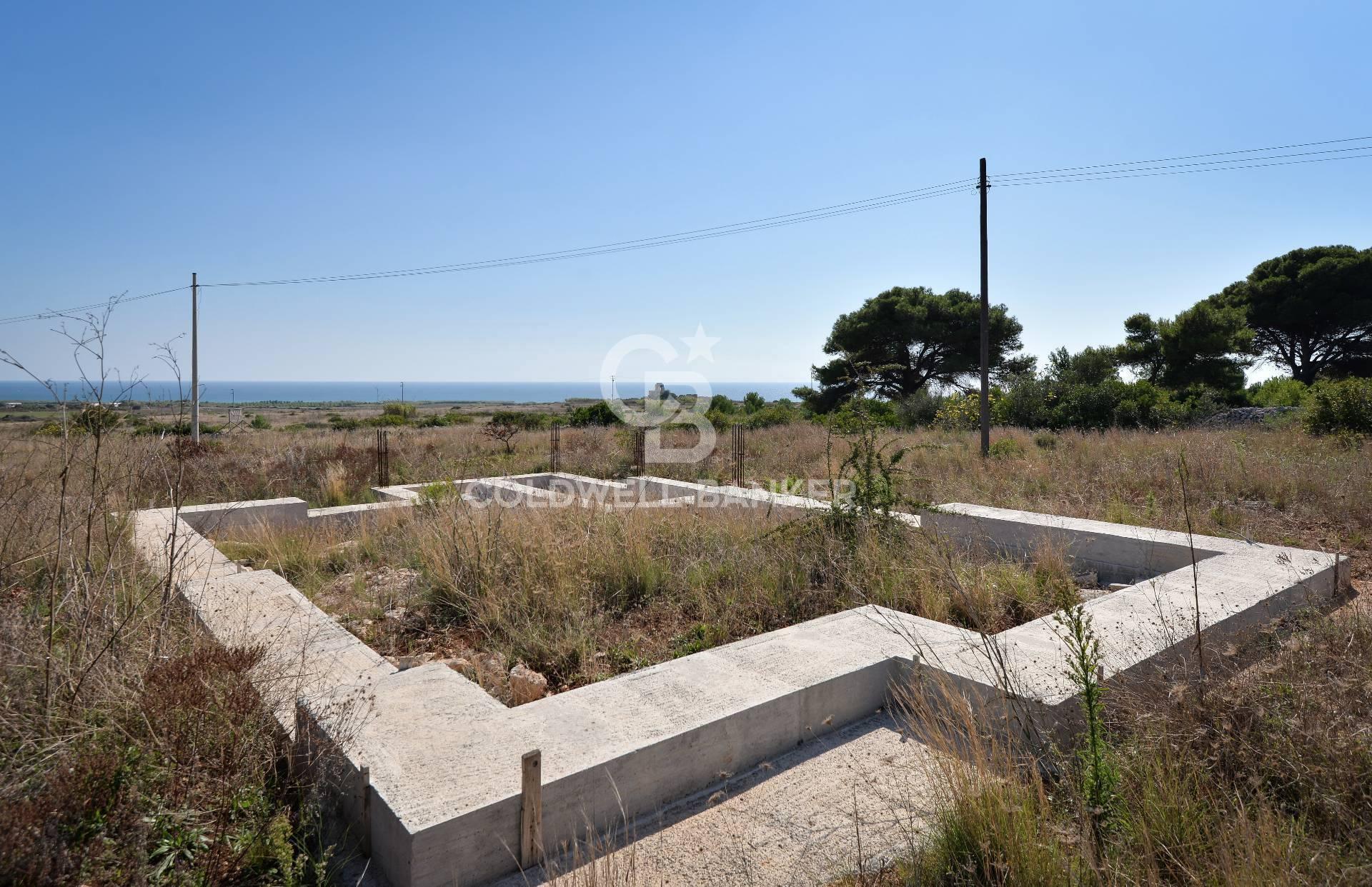 Terreno a Salve (Lecce) in Vendita