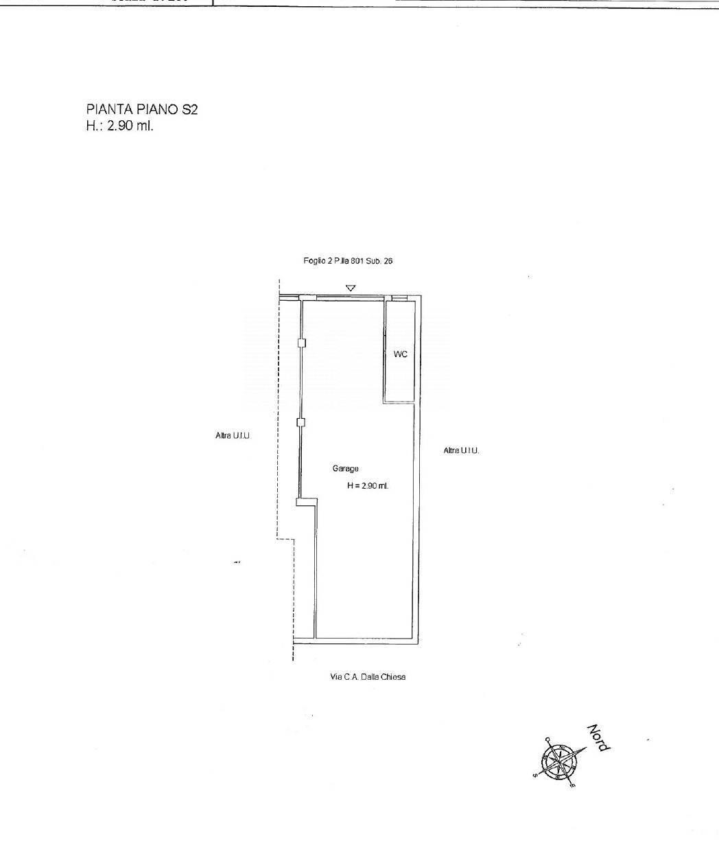 Appartamento in vendita a Gradoli, 1 locali, prezzo € 75.000   CambioCasa.it