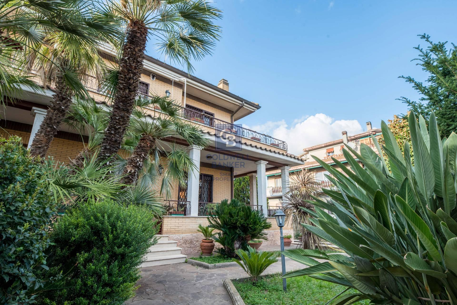 Villa/Villino in Vendita a Roma - Boccea Cod. CBI065-599 ...