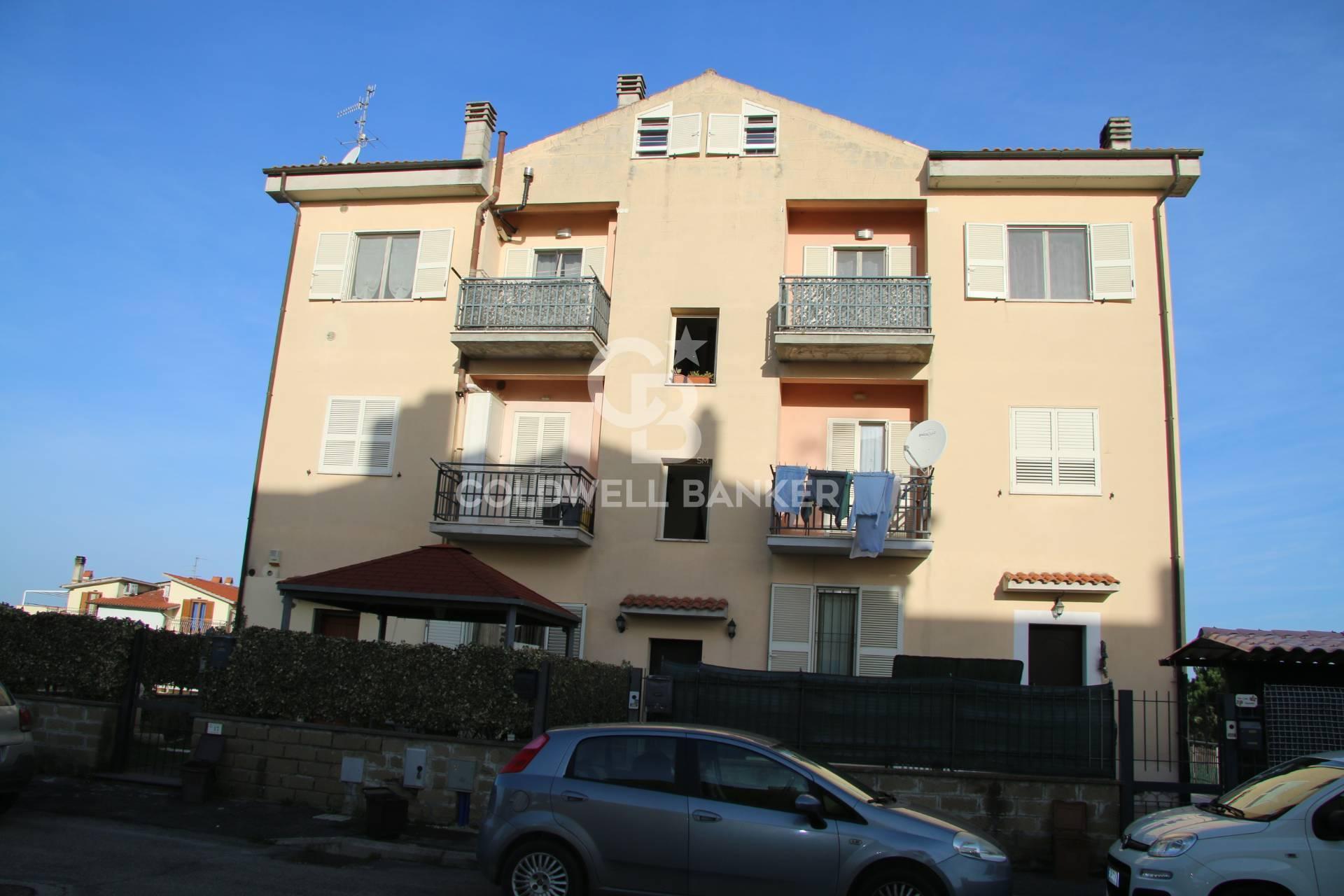 Appartamento in vendita a Canino, 3 locali, prezzo € 93.000   CambioCasa.it
