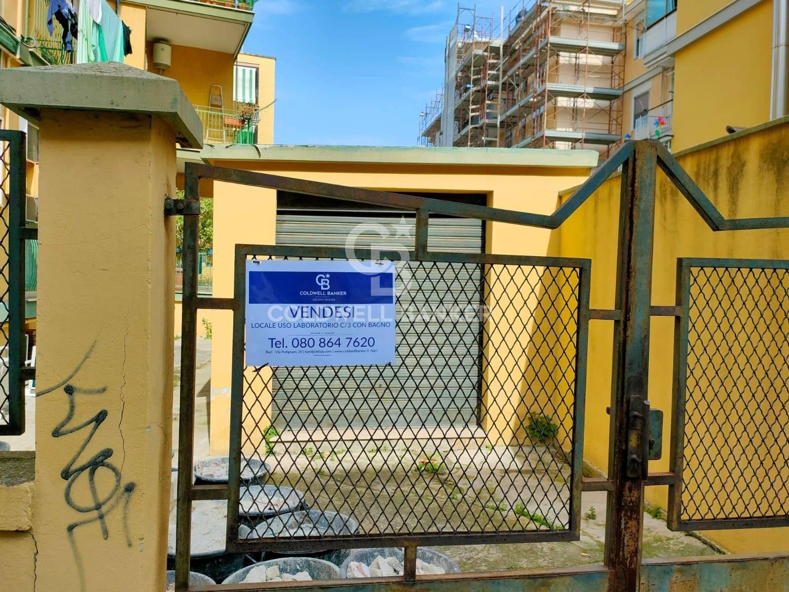 Laboratorio in vendita a Bari (BA)